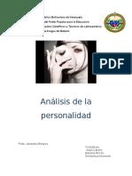 Analisis de Personalidad Cabello Rincon