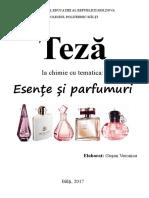Esențe și parfumuri