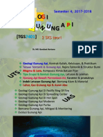 GGA 5 Gunung API Bawah Muka Air