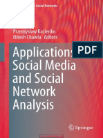 Applications of Social Media and Social Network Analysis_ Lecture Notes in Social Networks.pdf