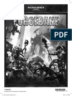 Forgebane Model Instructions PDF W40K
