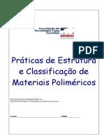 Apostila de Estrutura e Classificação de Polímeros