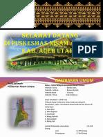Presentasi Akreditasi Puskesmas Nisam Antara..