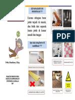 Leaflet Modifikasi Lingkungan