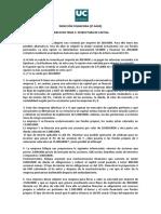 Estructura Financiera (Sin Soluciones) - Unican