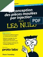 Conceception Pièces Moulées Par Injection