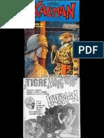 Libro Kaliman (MR) No. 3 El Tigre de Hong Kong