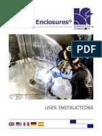 Flexible Enclosures AFE UI AK91-WEB-R
