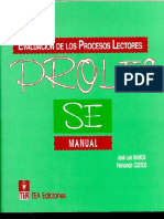 prolec se test