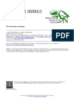 PIANKA. r and K Selection or b and d Selection.pdf