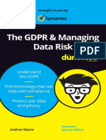 GDPR & Managing Data Risk_Dummies_Guide