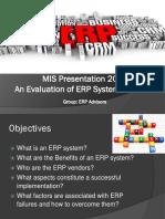 ERP Advisors