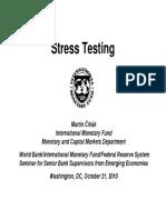 L StressTestingMCihak