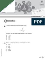 Técnico Profesional QUÍMICA. Geometría Molecular. CPECH