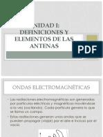 Definicion y Parametros de Las Antenas