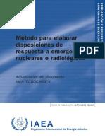 Método - Emergencias Nucleares y Radiologicas