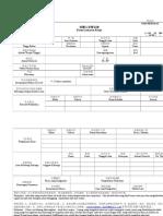 2-应聘人员登记表Form Lamaran Kerja(1)