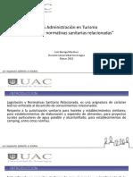 Unidad I - Parte 1 (Legislacion y Normativas Sanitarias) 06-04