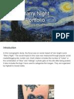 starry night portfolio