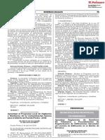 Aprueban Reglamento de Beneficios No Tributarios y Procedimientos de Regularización de Edificaciones Ejecutadas sin Licencia de Edificación en el distrito de Barranca
