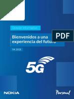 Dossier 5G de Personal y Nokia