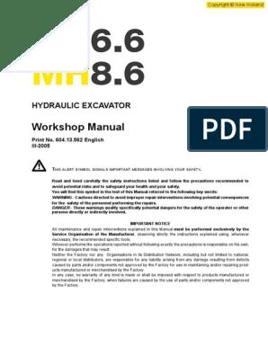 MH MH: Workshop Manual