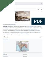 En m Wikipedia Org Wiki Dutch India