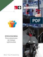 Leaflet Ergonomics SP