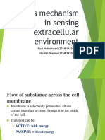 Sensing Extracelluar Environment_Stuti_Nirabhi (1).pptx