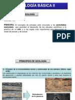 Geologia Básica II Principios de Geologia