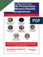 Topeka Public Schools Mental Health Symposium