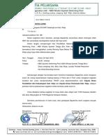 Surat Permohonan Permintaan Peserta dan Formulir