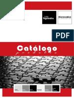 Catalogo 2017 Biomateriais
