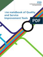 NHS III Handbook Serviceimprove