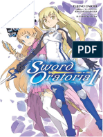 Sword Oratoria Volumen 1