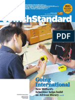Jewish Standard, April 27, 2018 with About Our Children