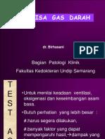 BGA Pra Analitik