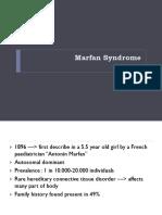 Sindrom Marfan & OI (1)