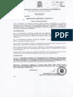 2014 10 16 Fiee u. Federal de Rio de Janeiro San Marcos