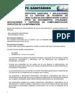 Tema 02 Documentación Sanitaria y Aplicaciones Informáticas