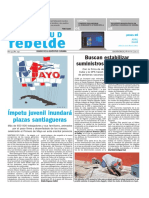 Diario Cubano JUVENTUD REBELDE Jueves 26 de abril de 2018