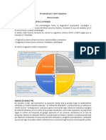 Mirirada Desarrollo DAFO Marketing Mix