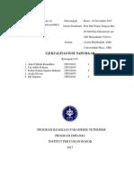 Laporan Higiene Praktikum 10 Kelompok 6 P1 Uji Kualitas Susu Segar Sapi