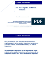 02 Capitulo 2 y 3 Analisis Financiero Sobre Un Caso Real Tenaris SA