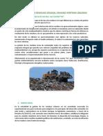 Tratamientos de Residuos Sólidos Sshh