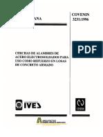COVENIN 3231-1996 Cerchas.pdf