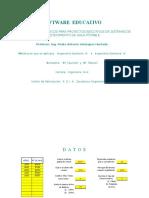 Calculo de Poblacion Proyecto - Nuevo