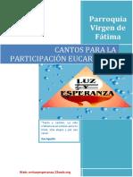 Cancionero 2017