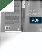 Elías Palti - la nacion como problema. Los historiadores y la cuestión nacional..pdf