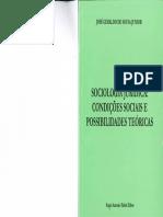 SOUSA JUNIOR Jose Geraldo - Sociologia juridica condicoes sociais e possobilidades teoricas.pdf